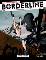 Copertina di Borderline #7