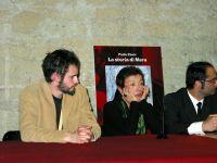 Paolo Cossi e Mara Nanni in conferenza stampa