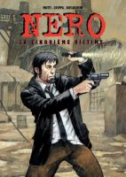 Nero #1 copertina francese