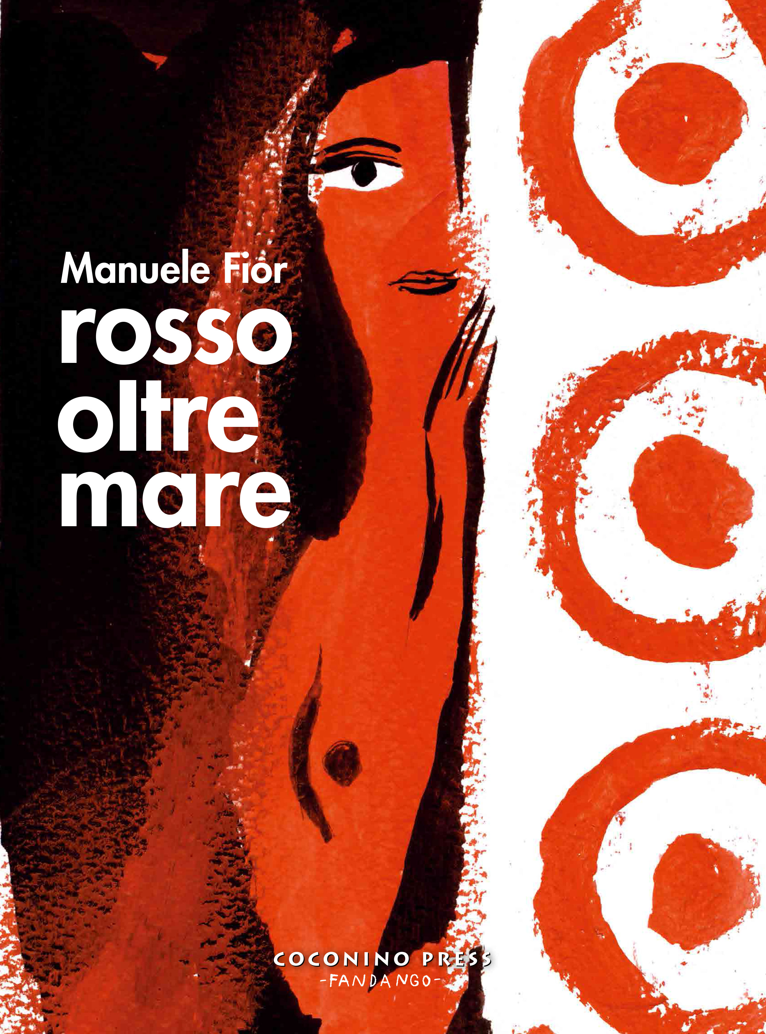 Rosso oltremare (Manuele Fior)