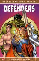 Copertina di 100%Marvel: i Difensori