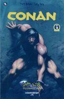 Copertina di Dark Side #3 - Conan