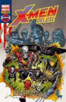 Copertina di X-Men De Luxe #137 di Marc Silvestri