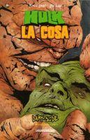 Dark Side #6 – Hulk/La Cosa: Hulk contro la Cosa