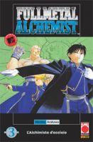 Copertina di Fullmetal Alchemist #3