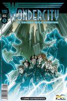 Wondercity #5 - L'uomo elettrostatico