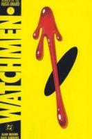 La cover di Watchmen
