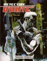Copertina di Detective Dante #17