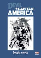 Copertina di Devil & Capitan America - Doppia mort