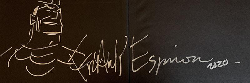 Espinosa Rocketo sketch