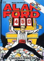 Alan Ford #450 - Si inaugura il Number One