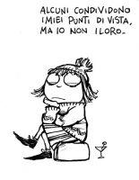 La Bambina Filosofica conquista Milano