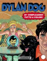 Dylan Dog #241-242 – L'inutile Continuity