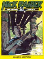Missione Solitaria nel fumetto d'avventura - un ricordo di Gino D'Antonio