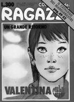 Una copertina della rivista