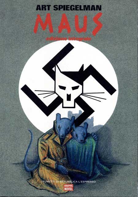Maus di Art Spiegelman: un'opera, due vite