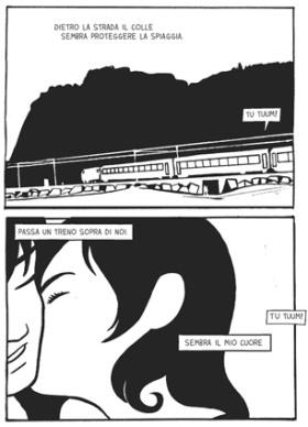 Una storia a fumetti: una raccolta di Alessandro Baronciani_Recensioni