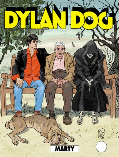 Dylan Dog #244 – Marty (Sclavi, Neri, Casertano)