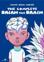 La copertina di The Complete Brian the Brain