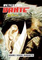 Copertina di Detective Dante #21