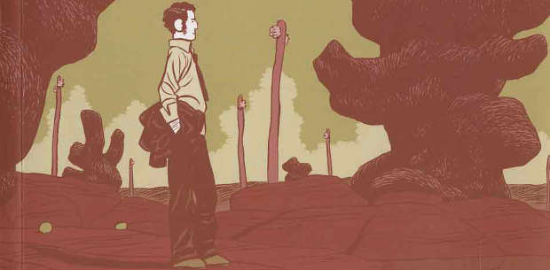Lupus vol. 2 – La fine della storia (Frederik Peeters)