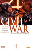 Copertina di Civil War #1