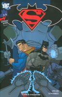 Copertina di Superman/Batman #4