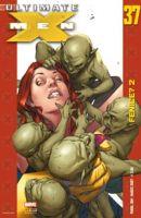 Copertina di Ultimate X-Men #37