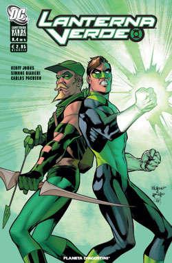 Lanterna Verde Speciale #4