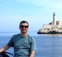 Stefano Casini, tra il futuro e l'Avana