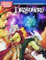 Dragonero, la copertina