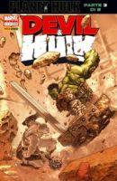 Copertina di Devil & Hulk #128
