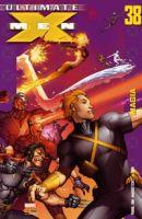 Copertina di Ultimate X-Men #38