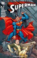 Copertina di Superman #2