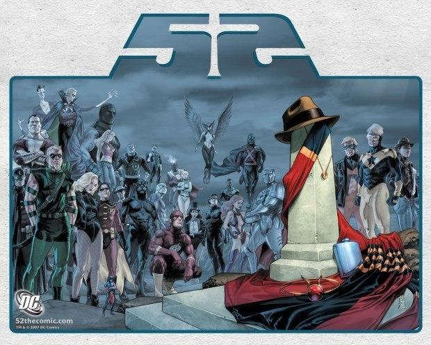 52, le settimane che contano: un'analisi del mega-evento DC Comics