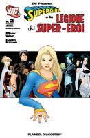 Copertina di Supergirl e la Legione dei Supereroi