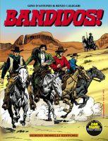 Copertina di Bandidos!