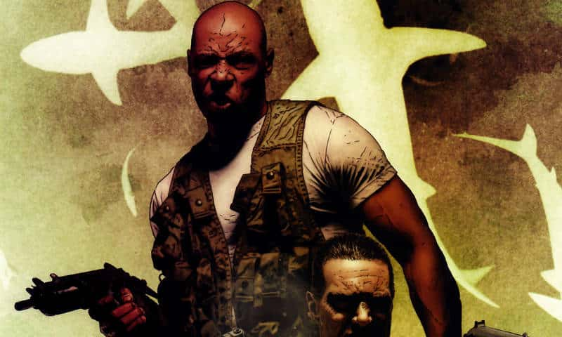 Punisher Garth Ennis Collection 12 – Barracuda