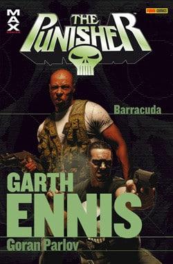 Punisher Garth Ennis Collection 12 - Barracuda