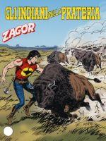 Copertina di Zagor #506