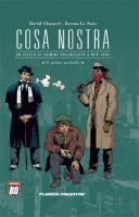 Copertina di Cosa Nostra vol. 1