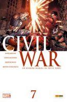 Copertina di Civil War #7