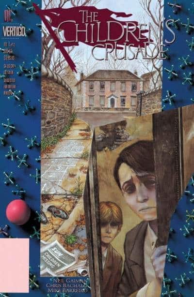 La Crociata dei Bambini: una sorta di crossover made in Vertigo Comics