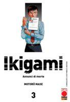 Copertina di Ikigami #3