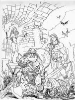 Khor: nuova serie Star Comics da Studio Piccatto
