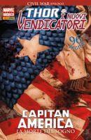 Thor #104 – Capitan America: la morte del sogno