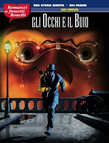 Gli occhi e il buio di Gigi Simeoni: romanzo gotico in salsa detection
