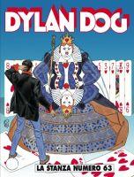 Copertina di Dylan Dog #255