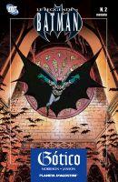 Copertina di Le leggende di Batman #2