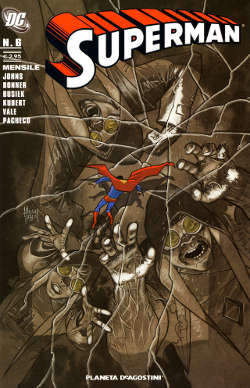 Superman #6: l'angelo